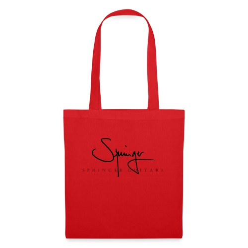 Logo Springer Guitars - Tote Bag