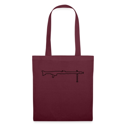Mg42 Mg3 german gun - Tote Bag