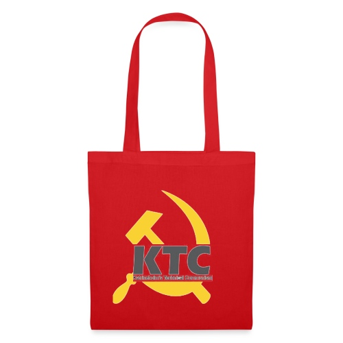 kto communism shirt - Tygväska