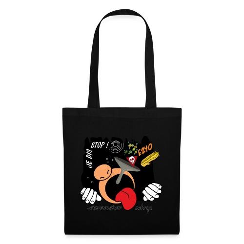 consommateur cobaye - Tote Bag
