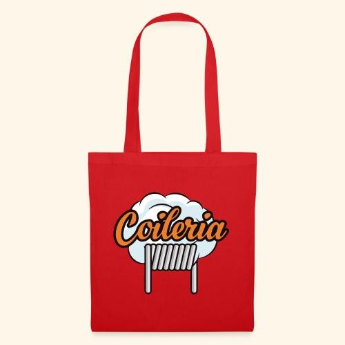 Coileria Logo - Stoffbeutel