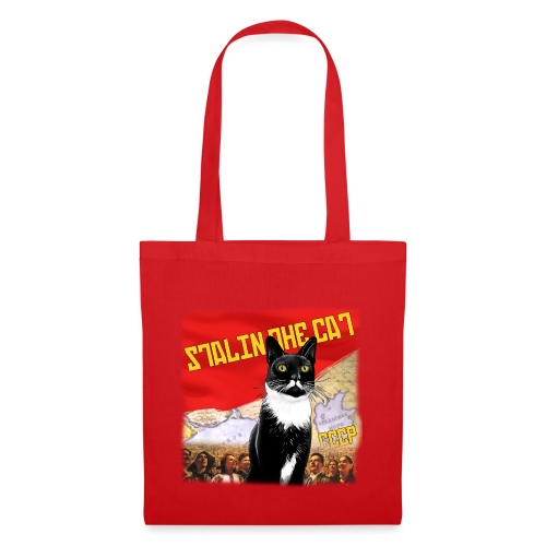 stalinthecat png - Tote Bag