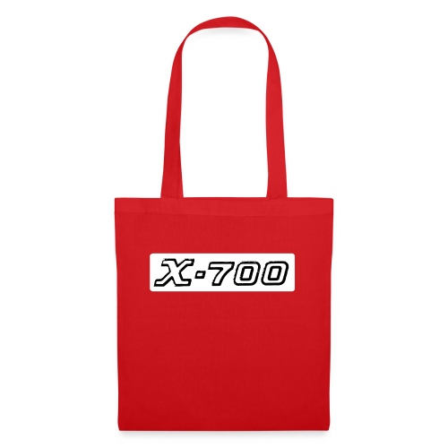 Minolta X-700 White - Borsa di stoffa