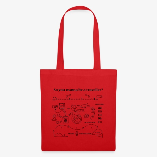 nomad - Tote Bag