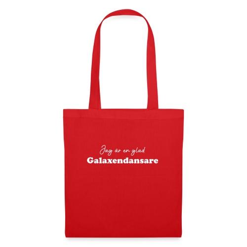 Galaxendansare T-shirt - Tygväska