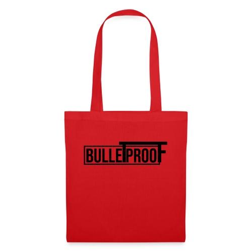 Bulletproof Black - Tas van stof