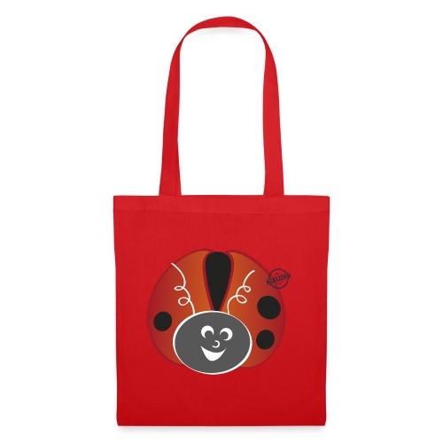 Ladybug - Symbols of Happiness - Tote Bag
