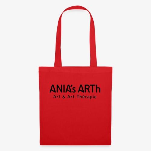 ANIA's ARTh Logo - Stoffbeutel