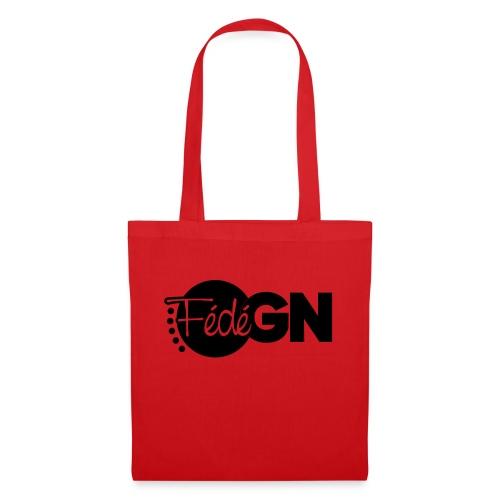 Logo FédéGN pantone - Tote Bag