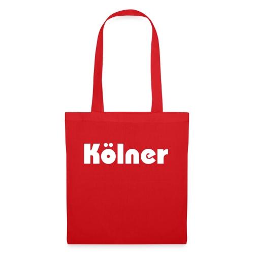 Kölner - Stoffbeutel