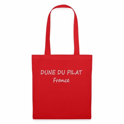 Dune of Pilat France silver - Tote Bag