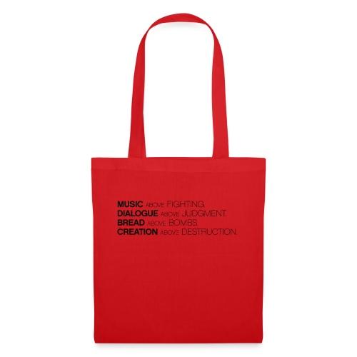 slogan png - Tas van stof