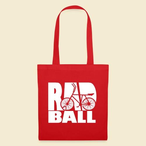 Radball | Typo - Stoffbeutel