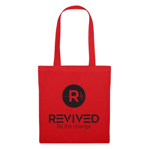 Revived be the change - Tote Bag