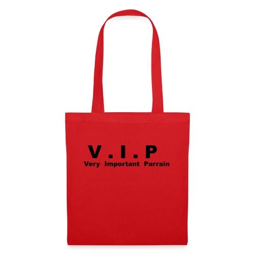 Vip - Very Important Parrain - Tote Bag