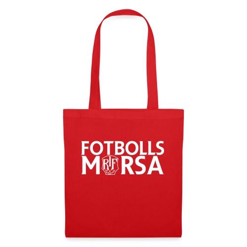 Fotbollsmorsa - Tygväska