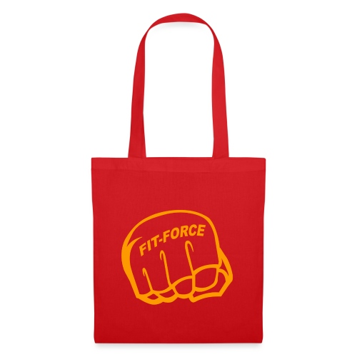 Fit-Force vuist - Tote Bag