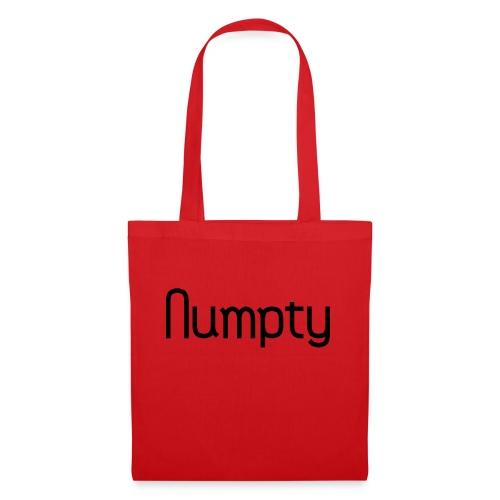Numpty - Tote Bag