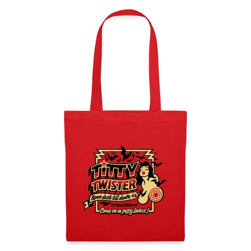 Titty Twister - Tote Bag
