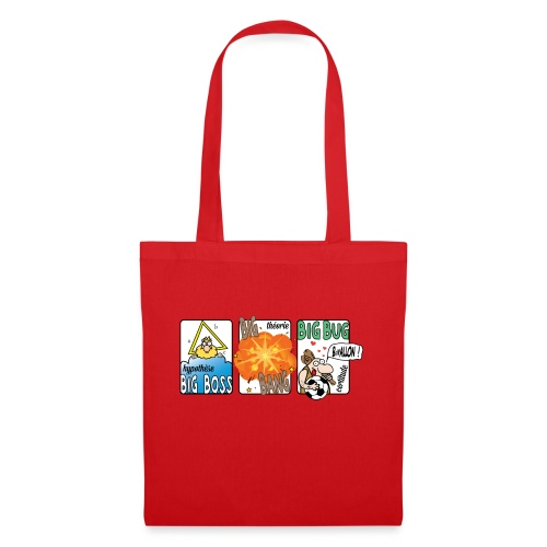 big boss big bang big bug - Tote Bag