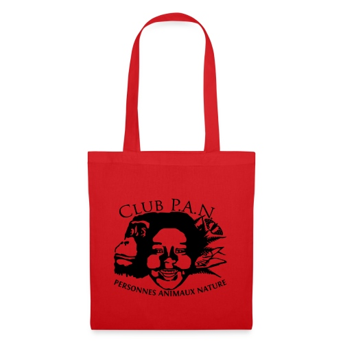 Club P A N Logo - Tote Bag