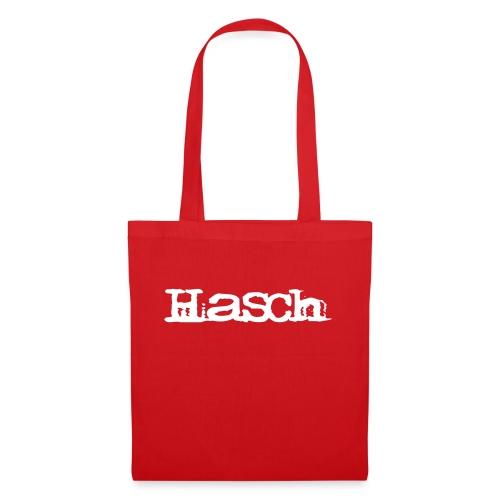 Hasch LOGO - Tygväska