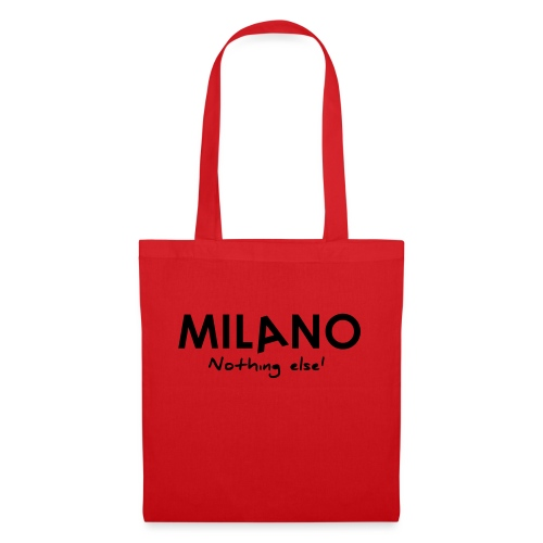 milano nothing else - Borsa di stoffa