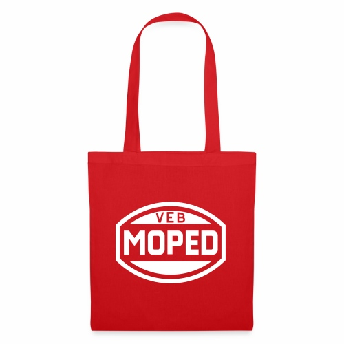 Moped VEB Logo (1c) - Tote Bag