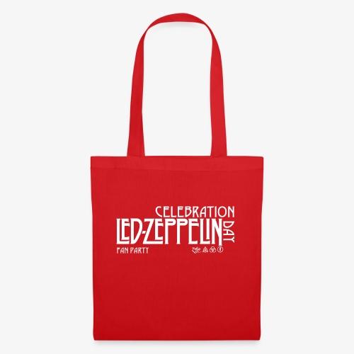 LZ Fan Celebration Day White - Borsa di stoffa