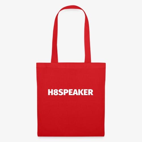 H8SPEAKER - Tote Bag
