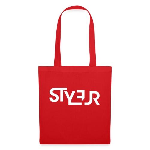 styleur logo spreadhsirt - Stoffbeutel