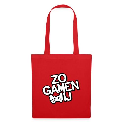 ZoGamenWij Logo - Tas van stof