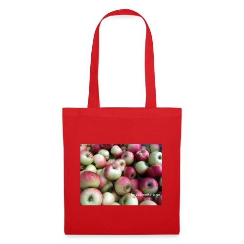 Äpfel - Stoffbeutel