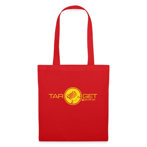 target frog gorx - Stoffbeutel
