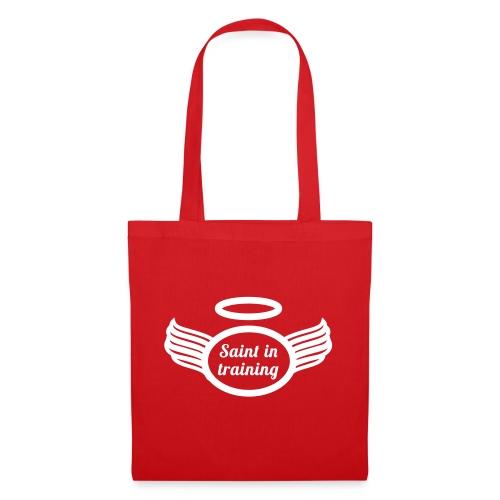 SAINT IN TRAINING - Tote Bag