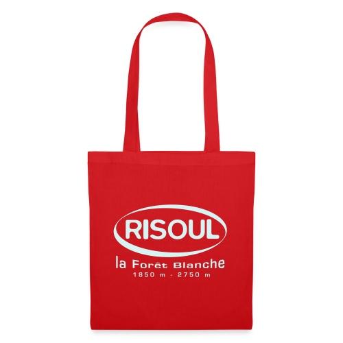logorisoulblanc - Tote Bag
