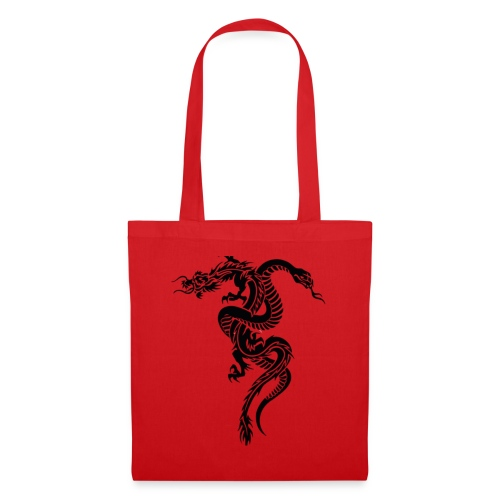 Dragon & serpent collection! Limited edition! - Borsa di stoffa
