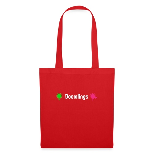 Doomlings Splat Banner - Tote Bag