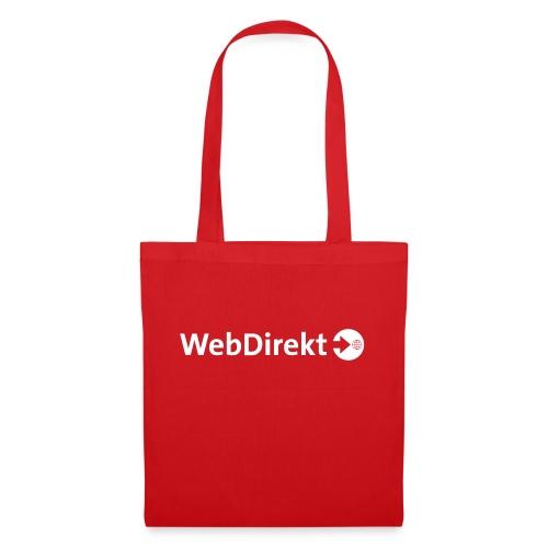 webdirekt logo vector - Stoffbeutel