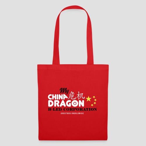 China Dragon B-LED Corporation Ghostbox Hörspiel - Stoffbeutel