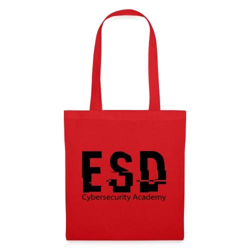 Design ESD Cybersecurity Academy - Sac en tissu