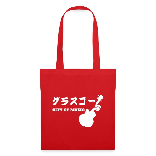 Glasgow City of Music - Tote Bag