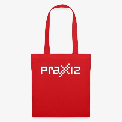 PRAXXIZ_DR_MOTTE_LOGO - Tote Bag