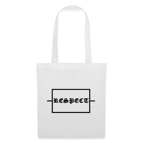 Widerstand für RESPECT - Stoffbeutel