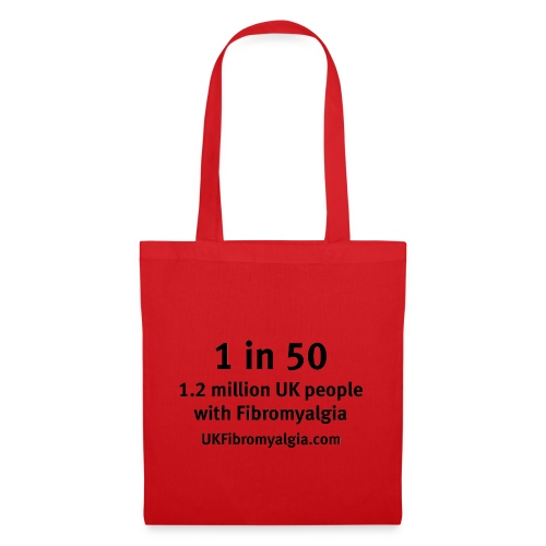 1in50 - Tote Bag