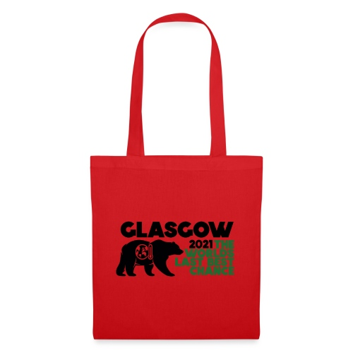 Last Best Chance - Glasgow 2021 - Tote Bag