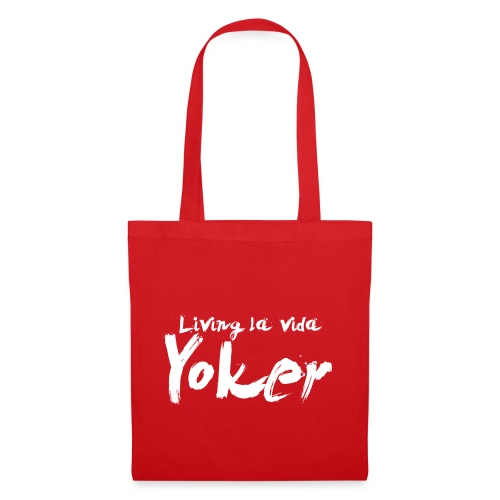 Living La Vida Yoker - Tote Bag
