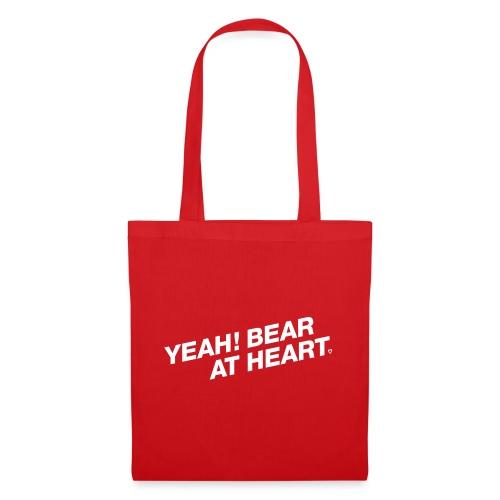 Yeah Bear at Heart #2 - Stoffbeutel