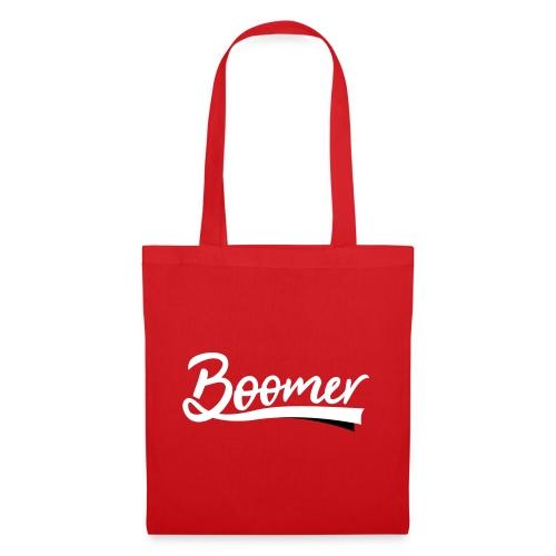 Boomer - 2 color text - diy - Kangaskassi