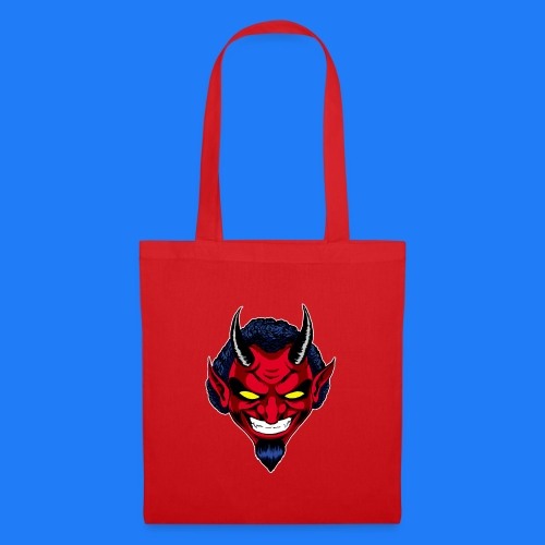 DEMON HEAD by Agill - Tote Bag